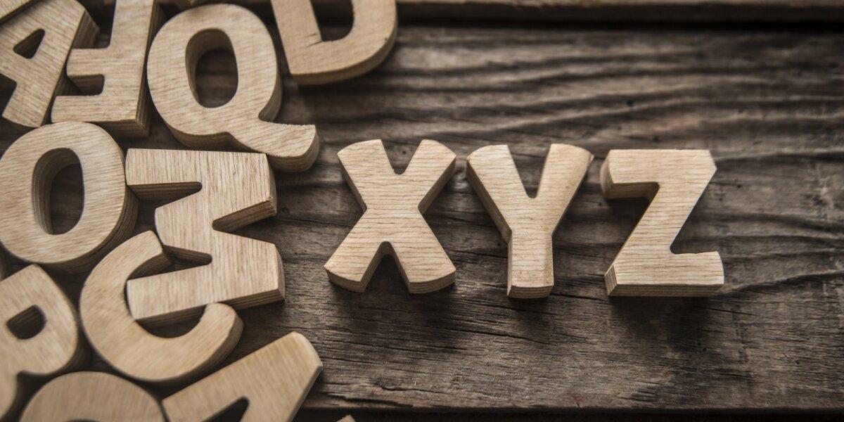 Kaip suprasti X, Y ir Z kartų kalbą?