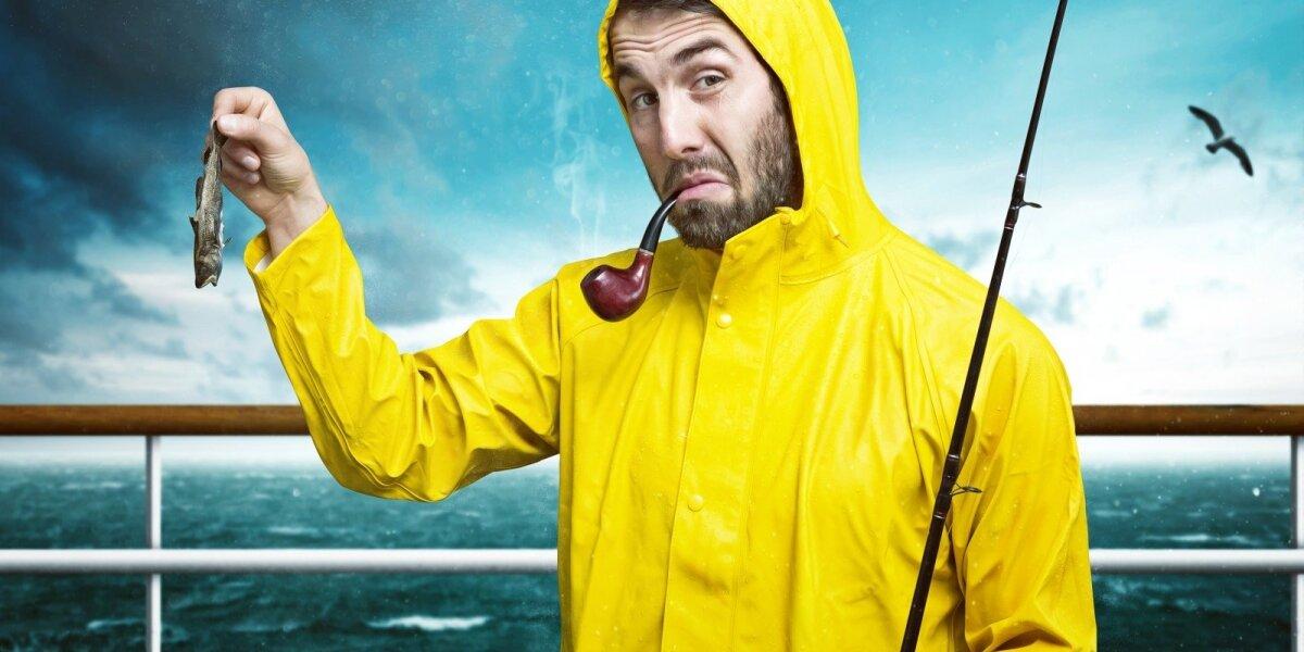 Žvejų prietarai – nuo šamo ūsų iki sliekų spjaudymo