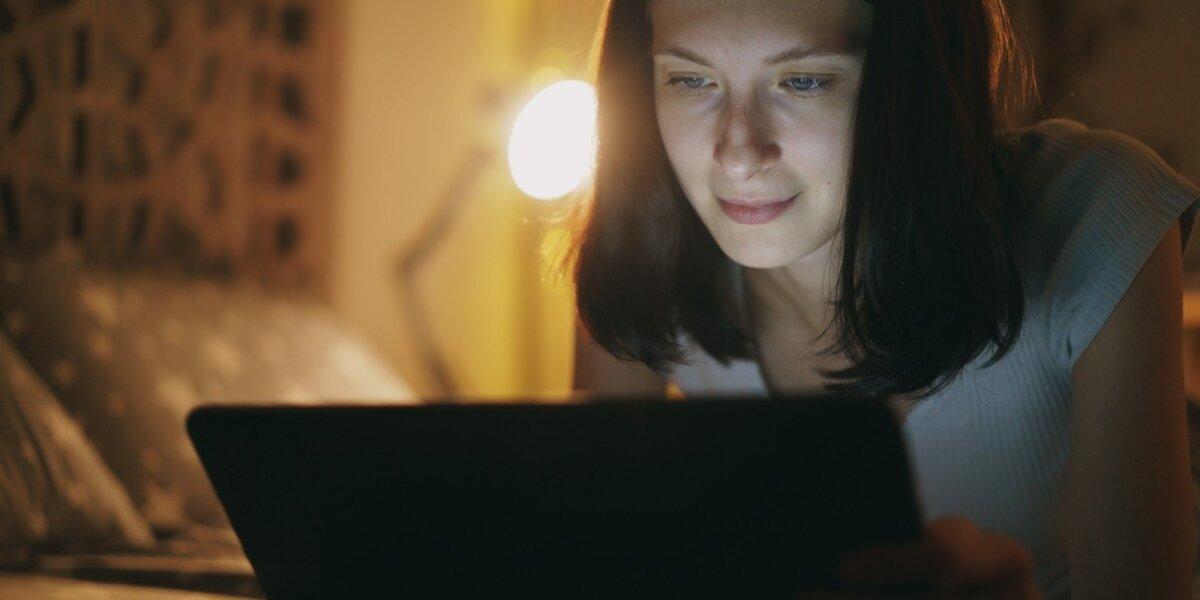 Baltijos šalių gyventojai pirmenybę teikė kompiuterio ekranui