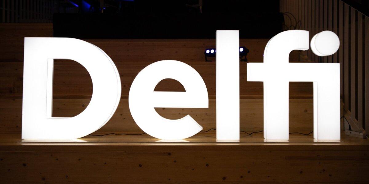 """""""Delfi"""" savininkės antrojo ketvirčio pajamos sumenko penktadaliu"""