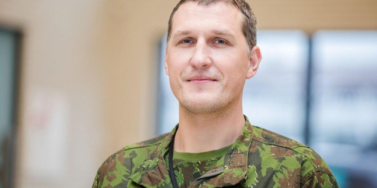 Lietuvos kariuomenės atstovas: informaciniame kare kovojama dėl širdžių ir protų