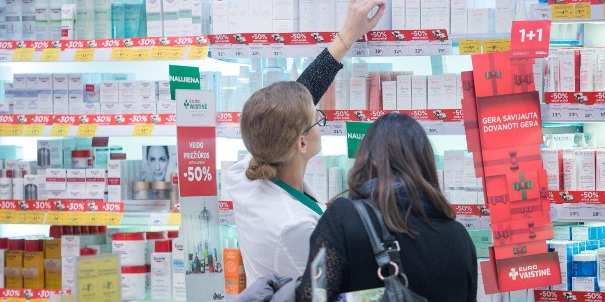 """Nauja """"Eurovaistinės"""" įvaizdžio kampanija: sveikata rūpinamės dėl savo artimųjų"""