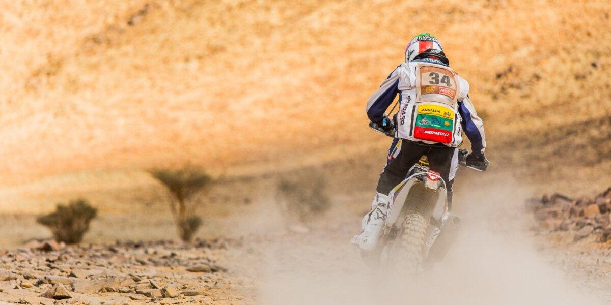 Reklama Dakare: kad sektųsi ne tik lenktynininkams, bet ir prekės ženklams