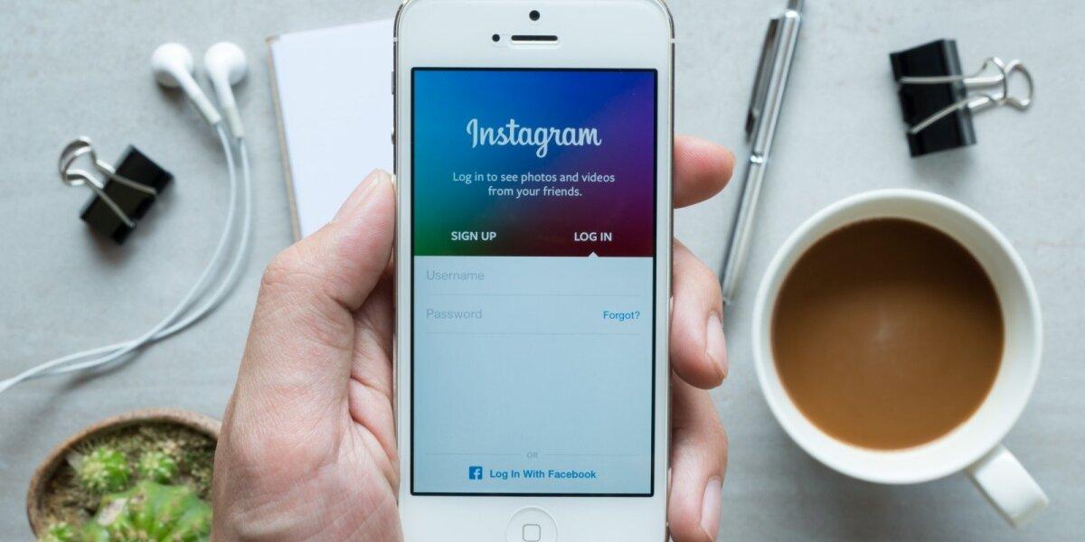 Instagramas keičia taisykles: neberodo patiktukų skaičiaus