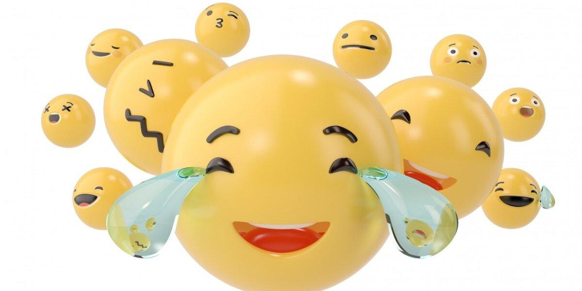 """Nauja profesija: lietuvės vadovaujama kompanija Londone ieško """"emoji"""" vertėjo"""