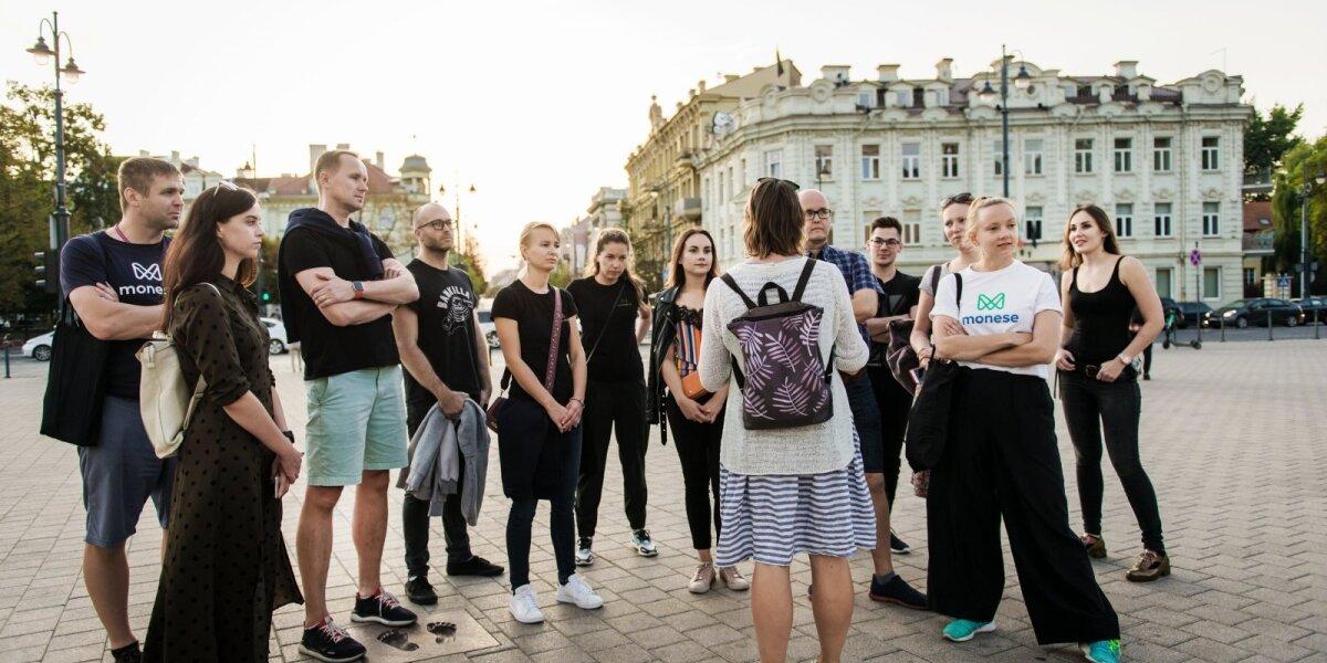 """Startavo programa """"Workation Vilnius"""": Vilnių išbando """"fintech"""" įmonė iš Londono """"Monese"""""""