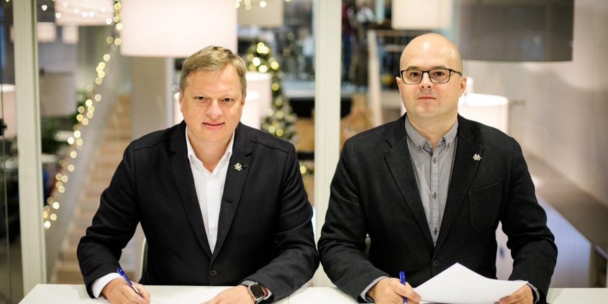 Dar daugiau krepšinio: DELFI pradeda bendradarbiavimą su NKL