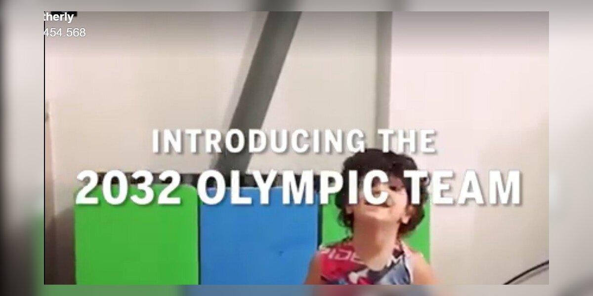Olimpiada reklamose: atidavė duoklę tėvystei