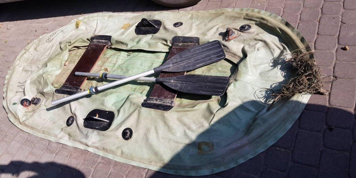 Brakonieriaus žūklės įrankiai