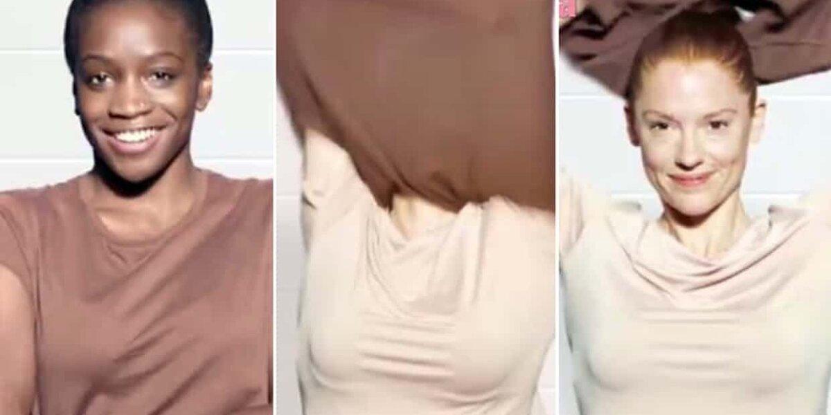 """Skandalingoje """"Dove"""" reklamoje nusifilmavęs modelis išsakė savo poziciją"""
