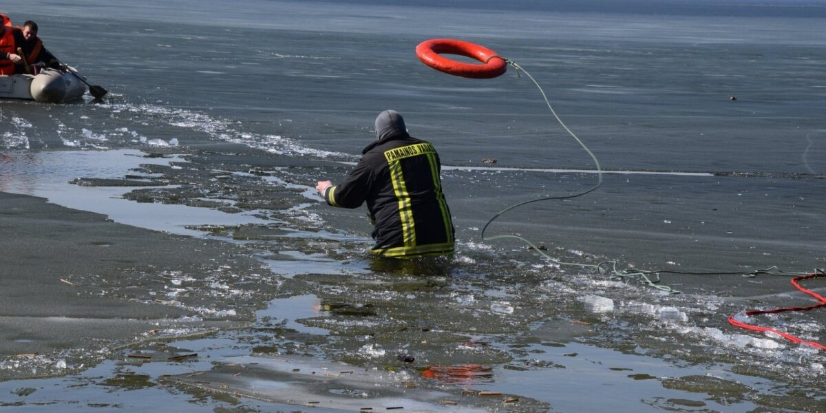 Gelbėjimo operacija Dzūkų jūroje