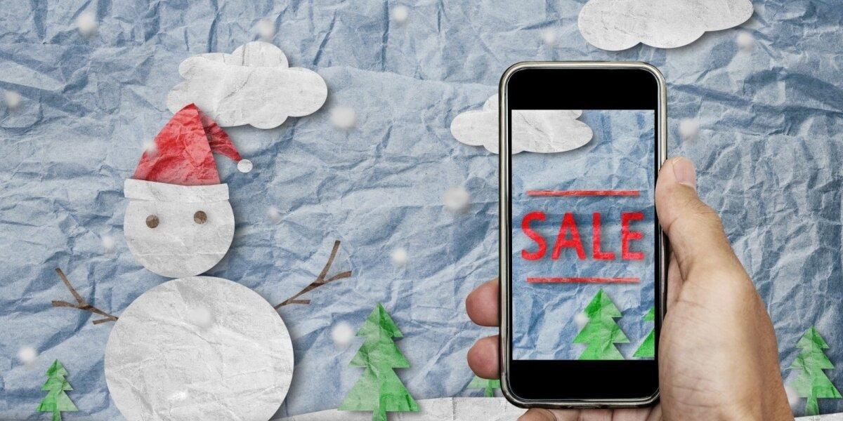 Kalėdinės reklamos mobiliuosiuose: kokią klaidą daro prekės ženklai