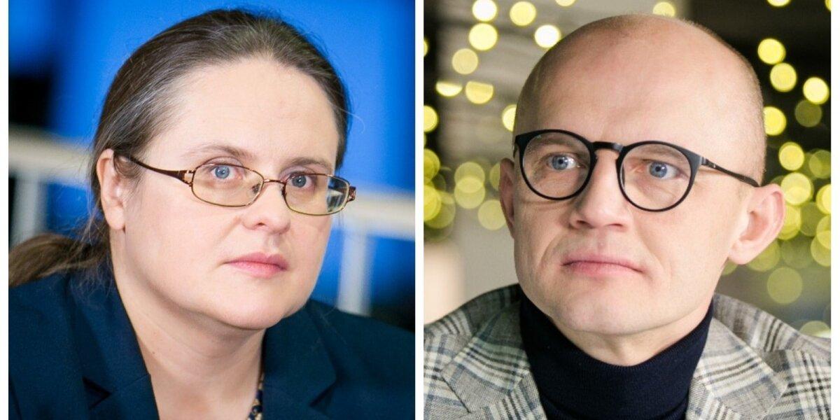 Agnė Širinskienė, Edmundas Jakilaitis