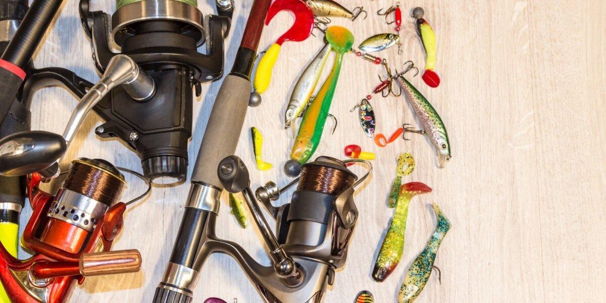 Žvejybos įrankiai