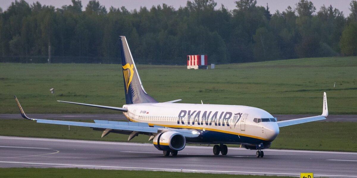 """Ekspertai įvertino """"Ryanair"""" komunikaciją: verslo požiūriu tylą galima suprasti"""