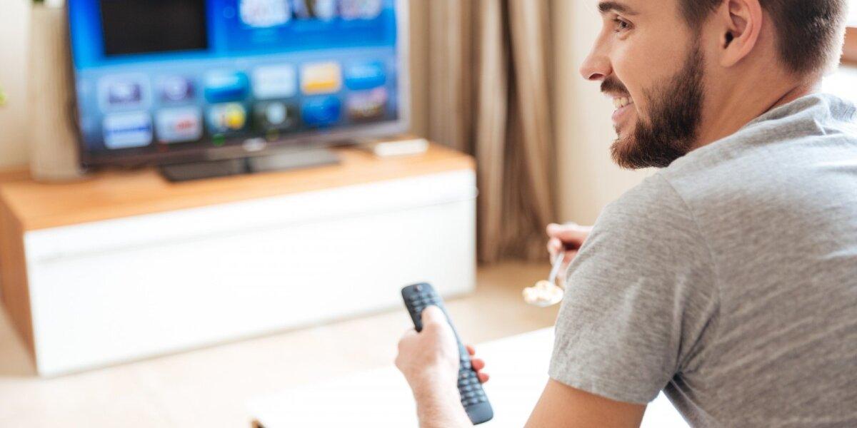 JAV maistą bus galima užsisakyti TV pulteliu