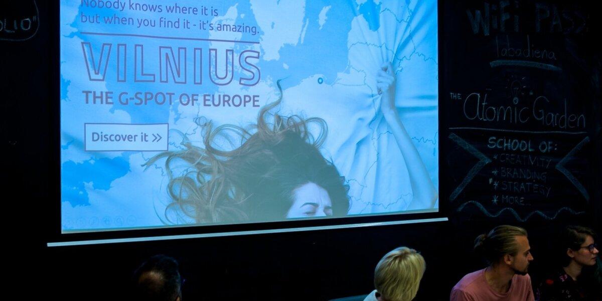 Vilnius įvertintas už geriausią miesto investicijų skatinimo strategiją