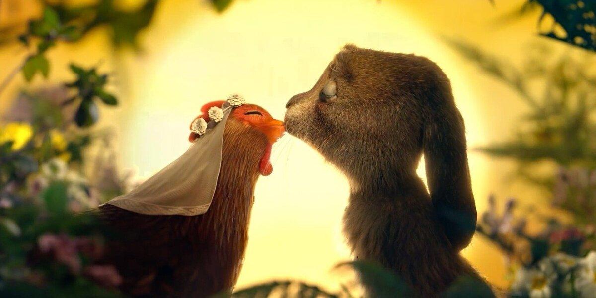 Neįtikėtino mielumo reklamoje ‒ perkurta Velykų zuikio legenda