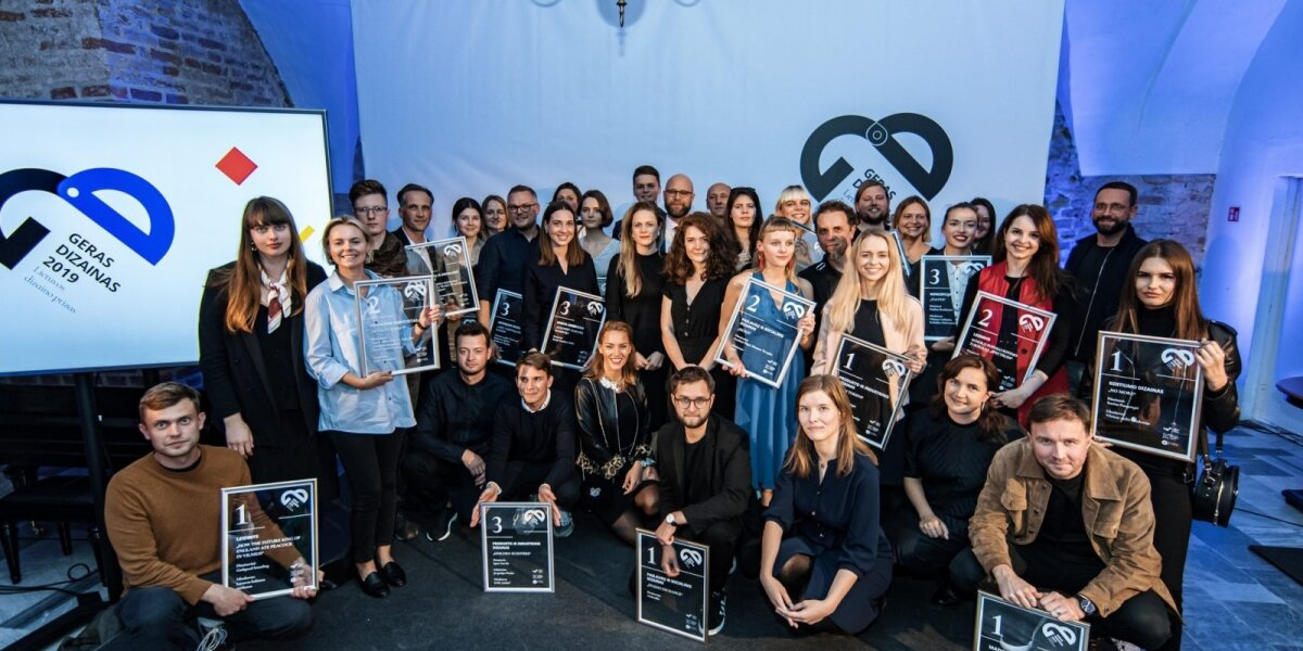 """Konkurse """"Geras dizainas"""" apdovanoti dizaino darbai: vertino ekspertai iš užsienio šalių"""