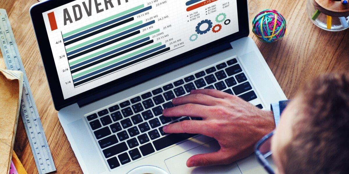TNS LT: reklamos apimtys augo 3,3 proc.