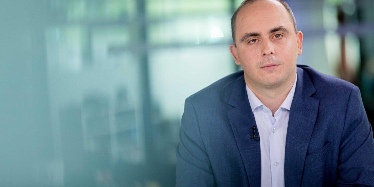 """Aleksandras Izgorodinas prisijungė prie komunikacijos agentūros """"Brandnomika"""""""