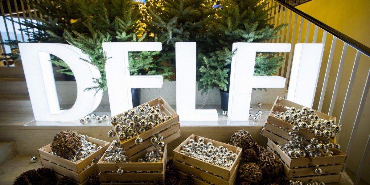 Vidutinė DELFI dienos auditorija lapkritį pasiekė 555 tūkst. vartotojų
