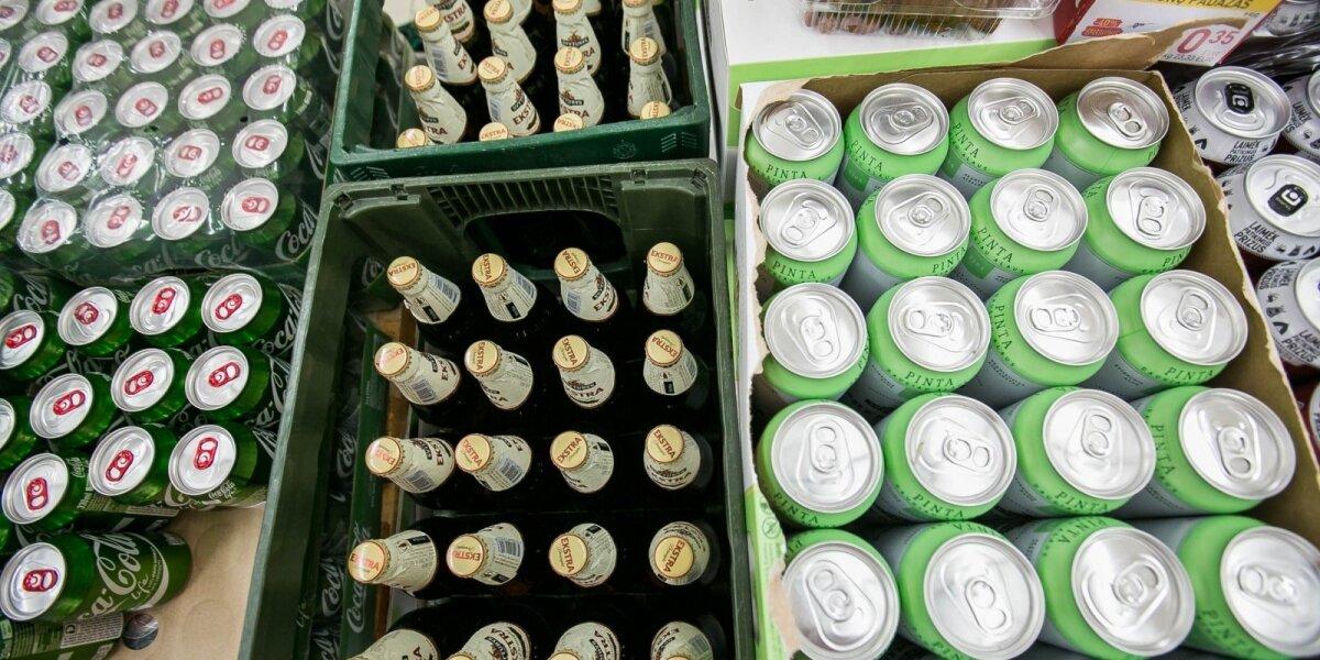 Pirkėjų savarankiškumas išgaruoja perkant...alų