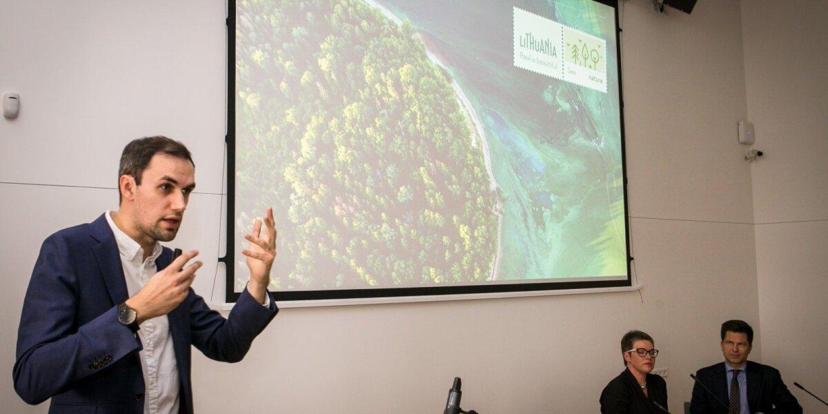 Kritikai užsipuolė naująjį Lietuvos turizmo prekės ženklą