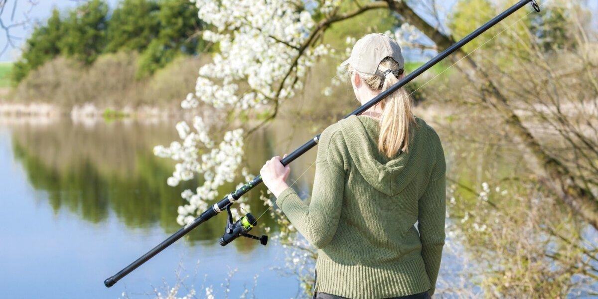 Pavasarinė žvejyba