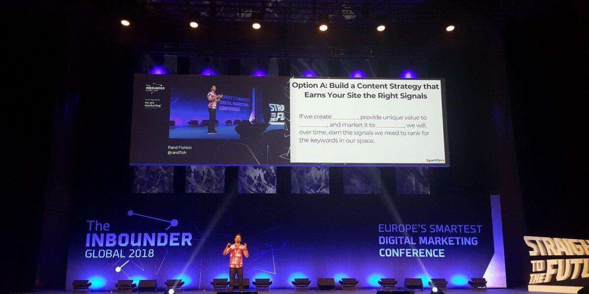 """""""The Inbounder 2018"""": skaitmeninės rinkodaros tendencijos sėkmingam verslui"""