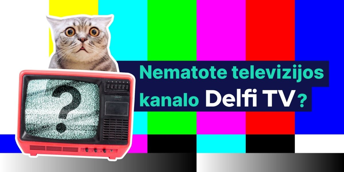 Kaip surasti naujus kanalus savo televizoriuje?