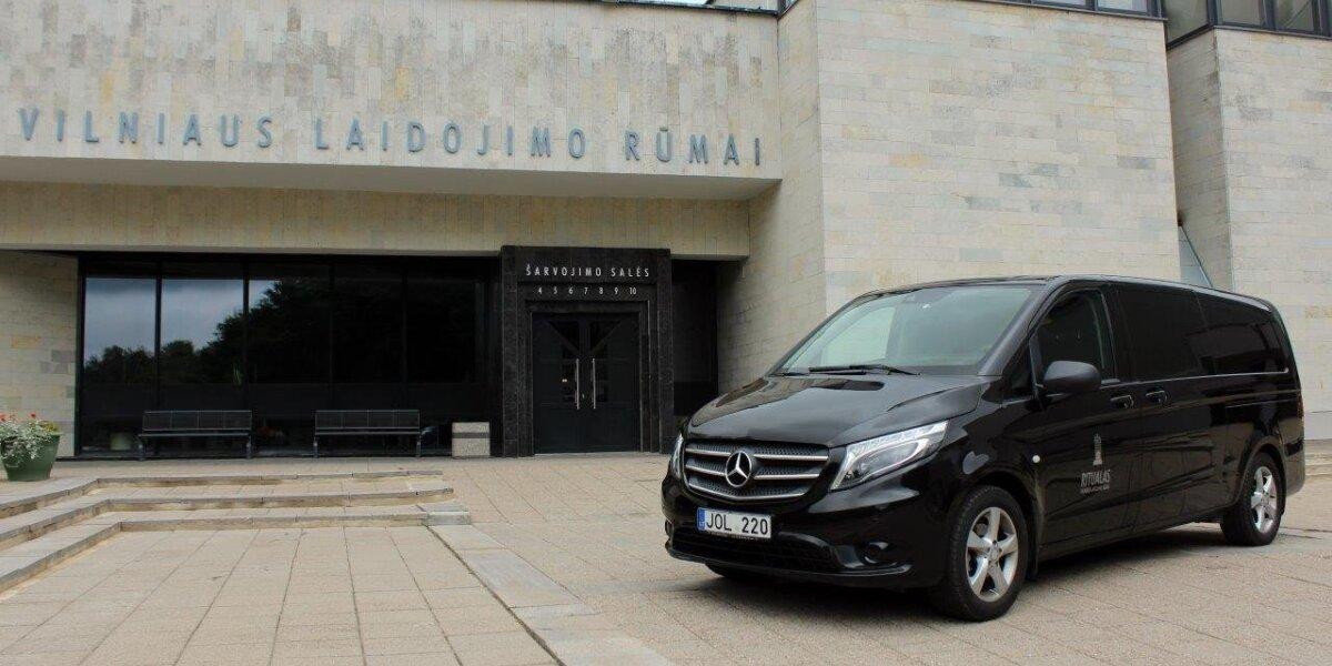 """Vilniaus laidojimo namai """"Ritualas"""""""
