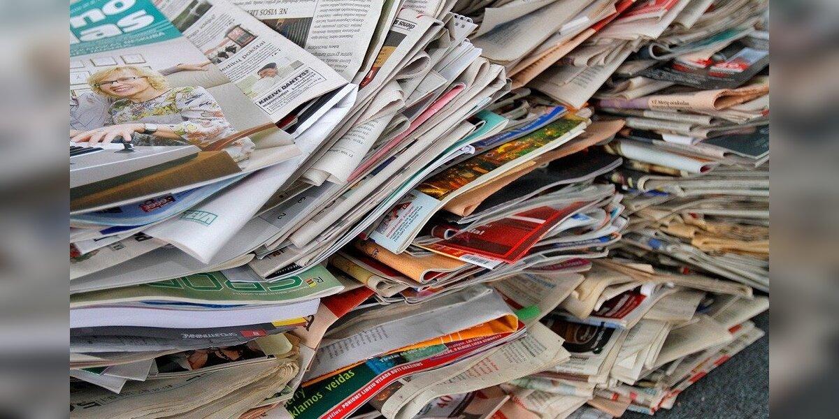 Seimas sumažino PVM spaudai