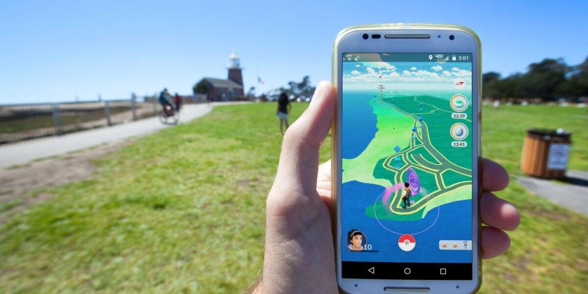 """""""Pokémon Go"""" sėkmės fenomenas"""