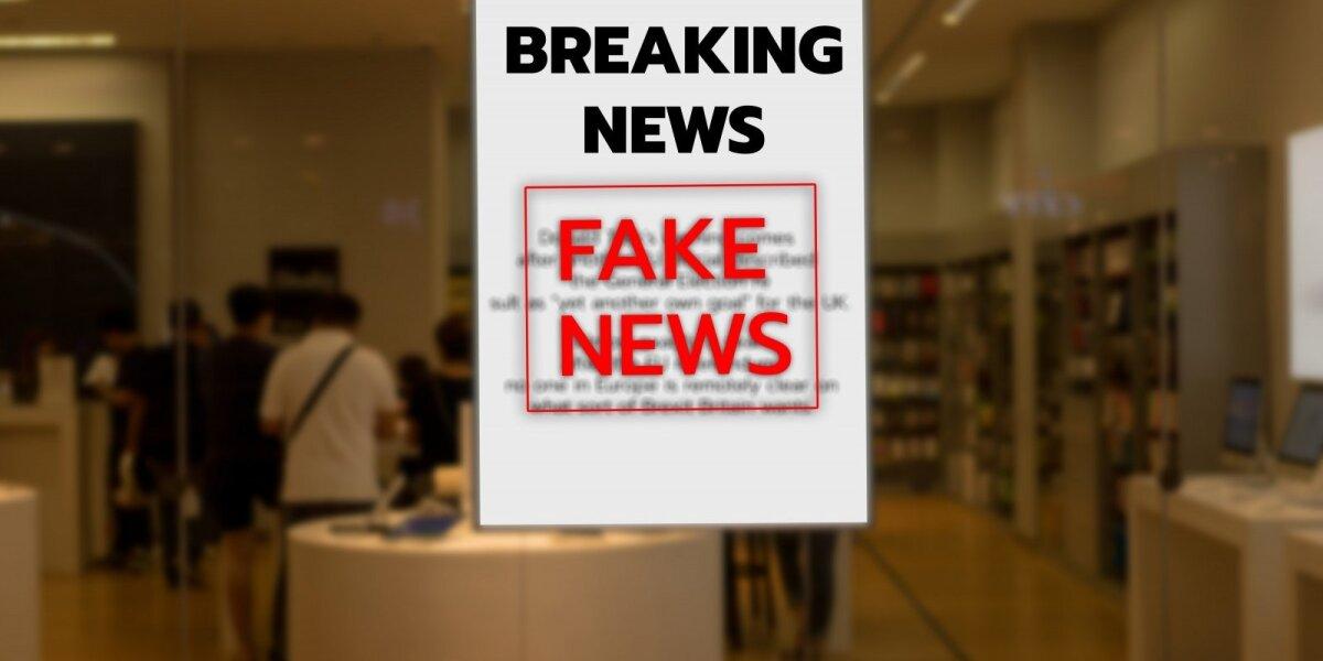 Tarptautinės tendencijos: vartotojai linksta atsisakyti prekės ženklų, kurie reklamuojasi šalia blogo turinio