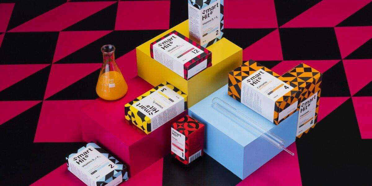 Už maisto papildų linijos pakuotę apdovanoti dizaineriai: vien ryškių spalvų nepakanka
