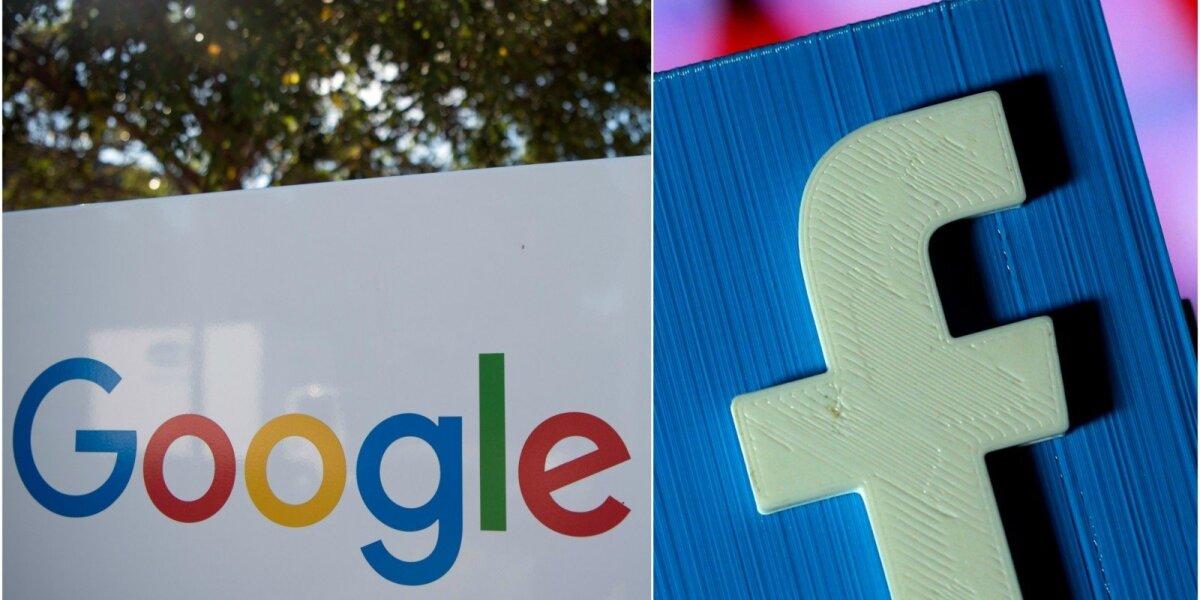 """Jungtinės Karalystės tyrimas: """"Google"""" ir """"Facebook"""" naujienų turinys turi būti reguliuojamas"""