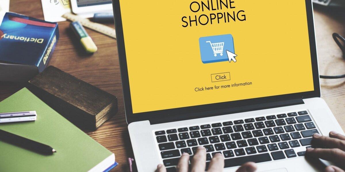 Lietuviai vangiai jaukinasi užsienio elektronines parduotuves