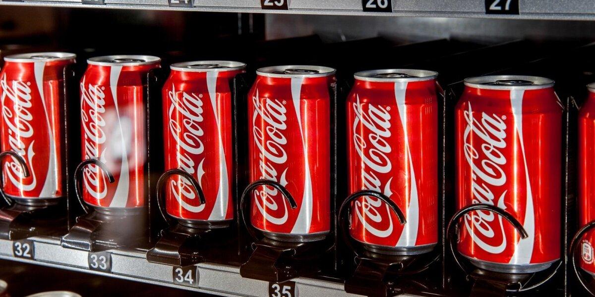 """""""Coca-Cola"""" ieško naujų būdų auginti verslą"""