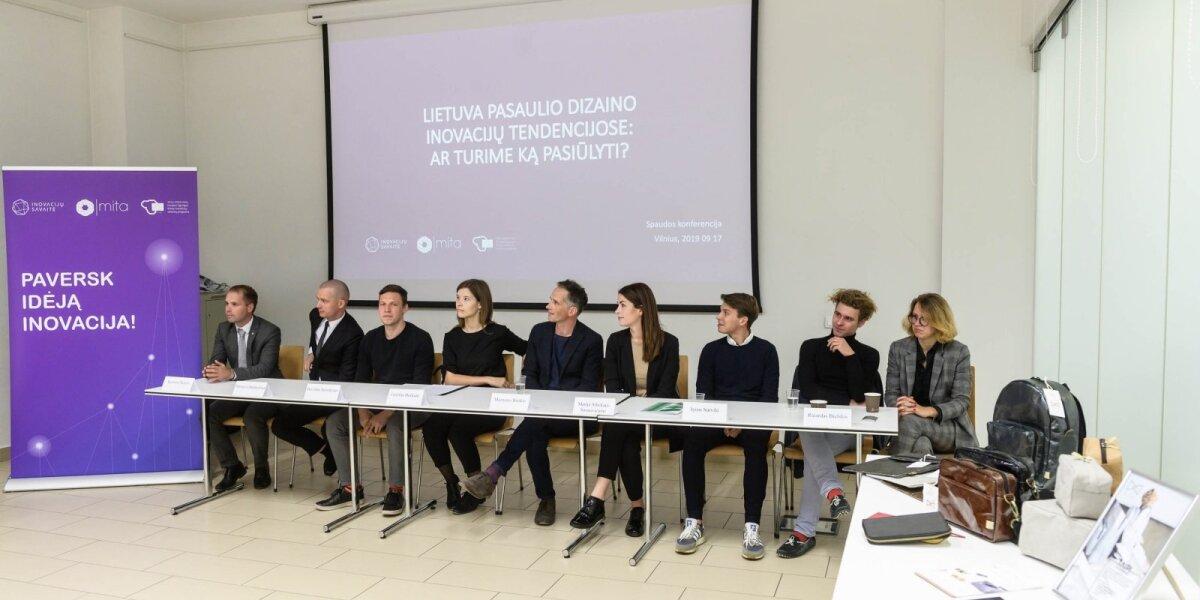 Lietuvoje kuriamas dizainas – aukšto lygio. Trūksta tik drąsos