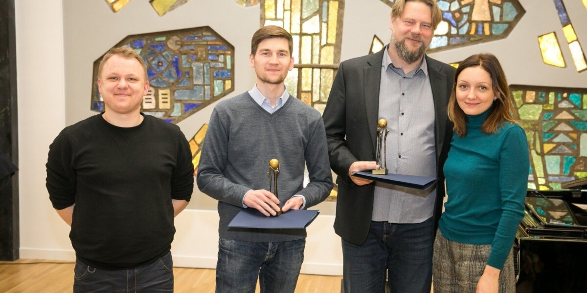 Trys DELFI žurnalistai įvertinti apdovanojimais