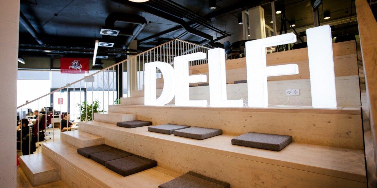 Pirmąjį metų pusmetį DELFI augino pajamas ir pelną