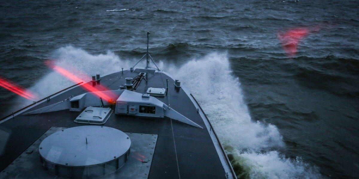Lietuvos kariuomenė planuoja laivo pirkimą