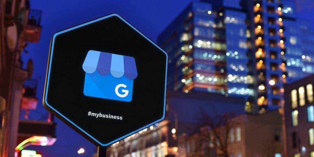 """Google My Business"""