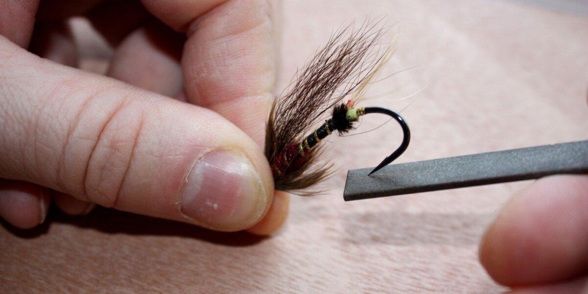 Aštrūs kabliukai - maža, bet labai svarbi smulkmena žūklėje
