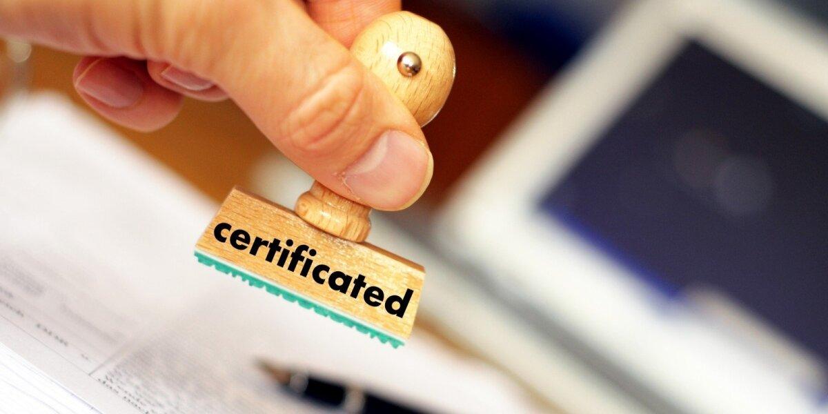 Beveik 72 proc. lietuvių labiau linkę rinktis produktus ir paslaugas, turinčius jų kokybę žymintį sertifikatą