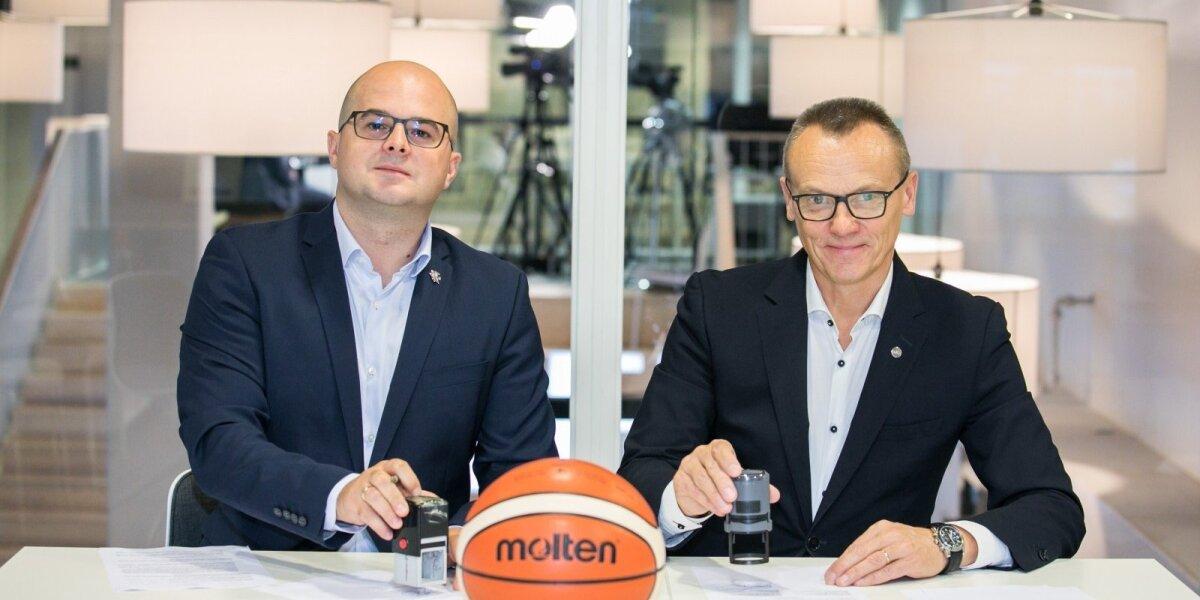 DELFI ir LKL stiprina bendradarbiavimą: geros naujienos krepšinio gerbėjams