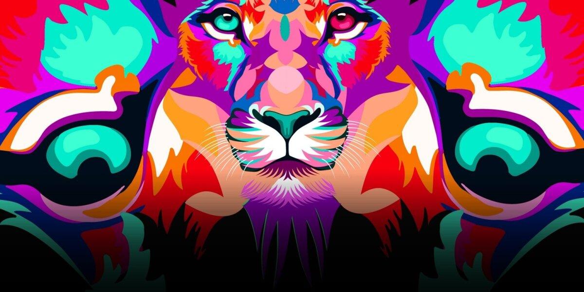 Kanų liūtų reklamos