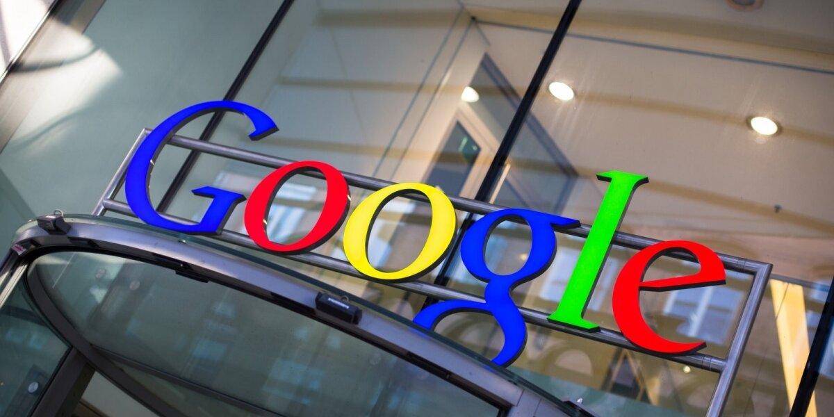 """Rusijos antimonopolinė tarnyba skyrė """"Google"""" 6,78 mln. eurų baudą"""
