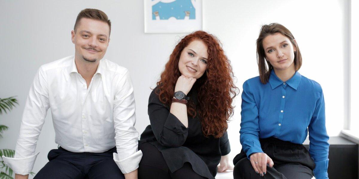 """""""AdDrama"""" akcininkai ir vadovų komanda  2021"""